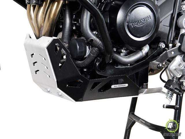 Bashplate Triumph Tiger 800XC  Tiger 800 (1)