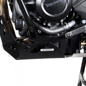 Bashplate Triumph Tiger 800XC  Tiger 800 (2)