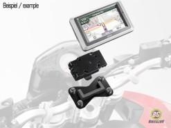 Cockpit GPS Mount - BMW R 1200 GS (2004 - 2007) (1)