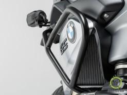 Crashbars Top BMW 1200GS LC Black