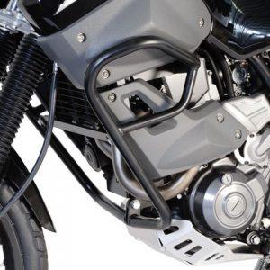 Crashbars Yamaha XT 660 Tenere side view