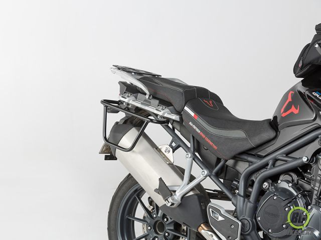 Motorcycle Saddle Pannier Bags Triumph Tiger 1200 Explorer