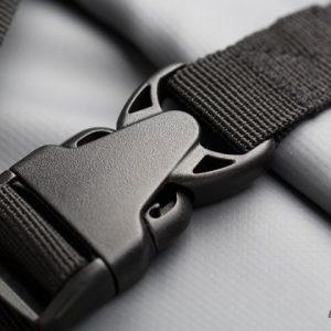 Drybag  – 60L Grey  Black (3)