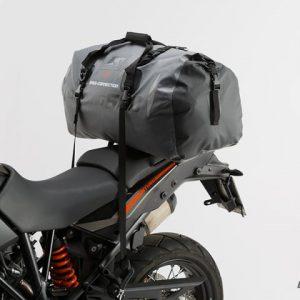 Drybag  – 60L Grey  Black (5)