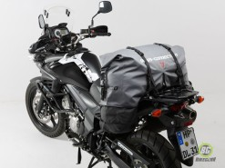 Drybag  - 62L Grey  Black (All Terrain Bag) (2)