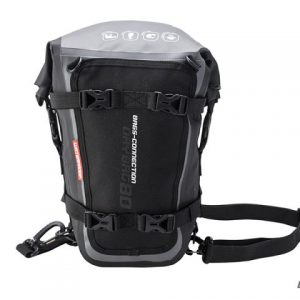 Drybag – 8L Grey  Black (3)