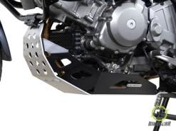 Engine Guard - black  Suzuki DL 650 V-Strom (1)