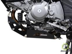 Engine Guard - black  Suzuki DL 650 V-Strom (2)