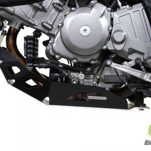 Engine Guard – black  Suzuki DL 650 V-Strom (2)