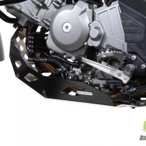Engine Guard – black  Suzuki DL 650 V-Strom (3)