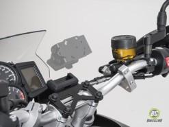 GPS Mount - BMW F650  700  800  800 GSA (3)