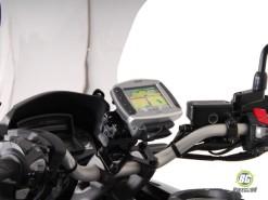 GPS Mount - Honda 1200 Crosstourer (1)