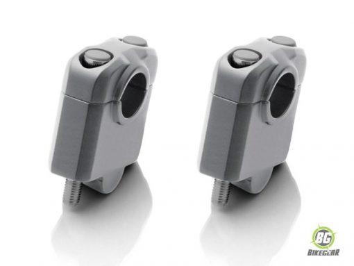 Handlebar Riser – Yamaha, Honda, BMW (30mm)