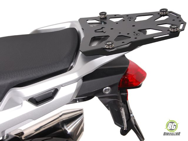 sw motech top box adaptor plate honda vfr 1200 x crosstourer bikegear. Black Bedroom Furniture Sets. Home Design Ideas