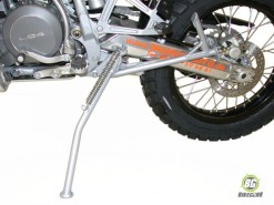 Sidestand - silver (compatible with Centerstand) KTM LC 4_2