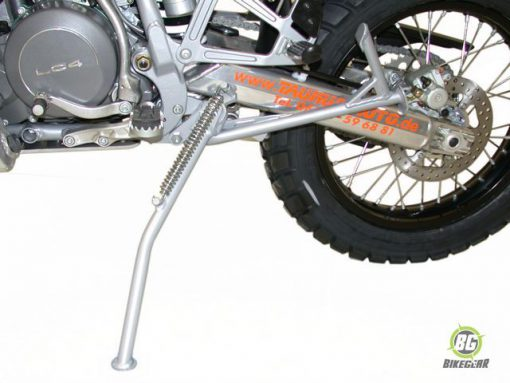 Sidestand – silver (compatible with Centerstand) KTM LC 4_2