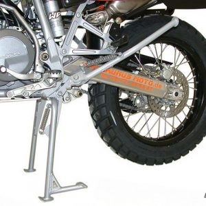 Sidestand – silver (compatible with Centerstand) KTM LC 4_3
