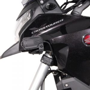 Spots Mount Honda 1200 Crosstourer (2)