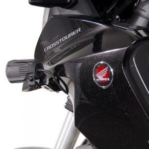 Spots Mount Honda 1200 Crosstourer (3)