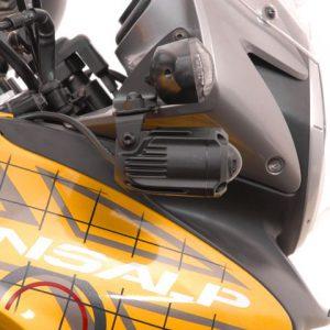 Spots Mount Honda Transalp XL 700 V (2)