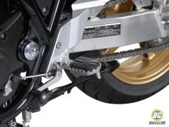 Wide Footpeg Kit - Honda Varadero (1)