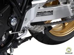 Wide Footpeg Kit - Honda Varadero (2)