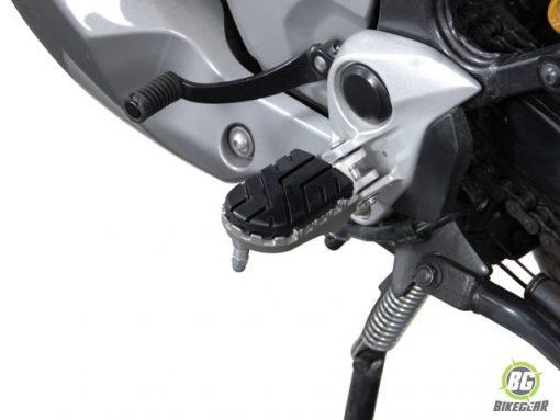 Wide Footpeg Kit - Kawasaki KLE 500-KLR 650-Honda XL 650 V