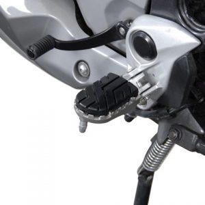 Wide Footpeg Kit – Kawasaki KLE 500-KLR 650-Honda XL 650 V (3)