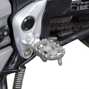 Wide Footpeg Kit – Kawasaki KLE 500-KLR 650-Honda XL 650 V (4)