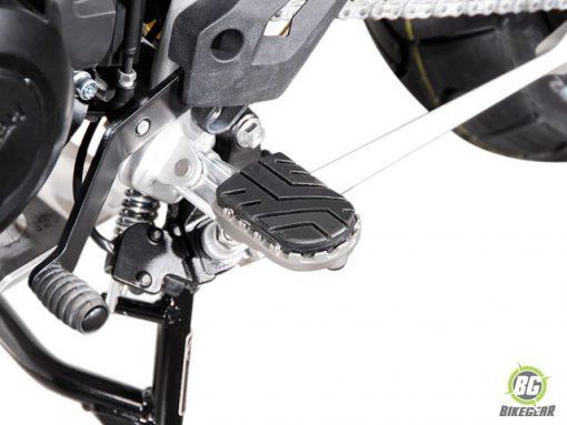 Wide Footpeg Kit – Triumph Tiger 800 XC-Tiger 800 (1)