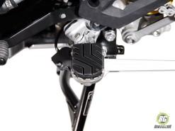 Wide Footpeg Kit - Triumph Tiger 800 XC-Tiger 800 (2)