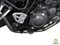 Wide Footpeg Kit - Yamaha XT 660-XT 660 Tenere (2)