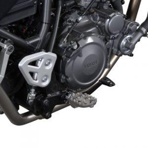Wide Footpeg Kit – Yamaha XT 660-XT 660 Tenere (4)