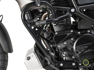 BMW_ Crashbars_F800GS from SW-Motech