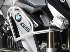Crashbars Top BMW R1200 GS LC Stainless Steel  _2