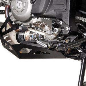 Suzuki DL 650 2011 Skid Plate (3)