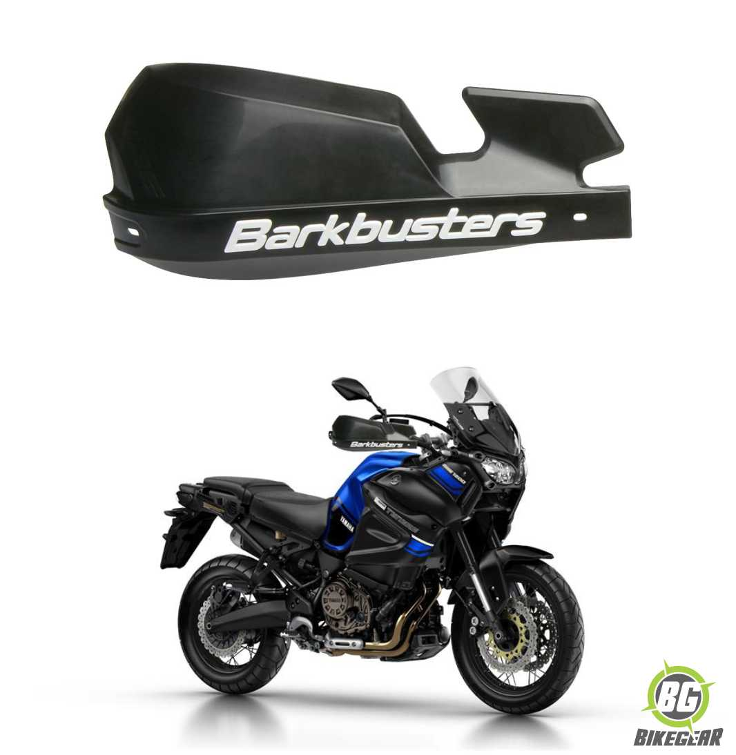 barkbusters hand guard kit yamaha xt 1200 super tenere bikegear. Black Bedroom Furniture Sets. Home Design Ideas