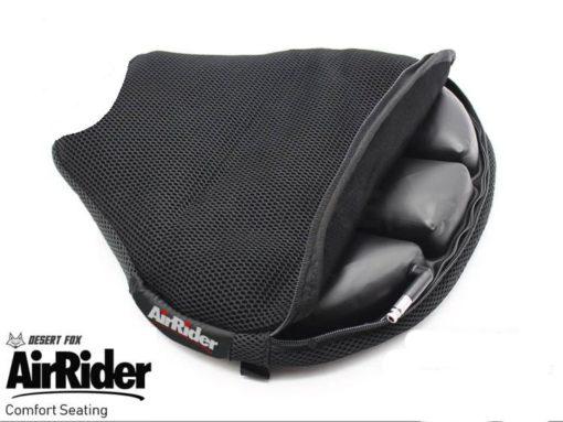 AirRider-Airhawk Cruiser & adventure motorcycle comfort seat