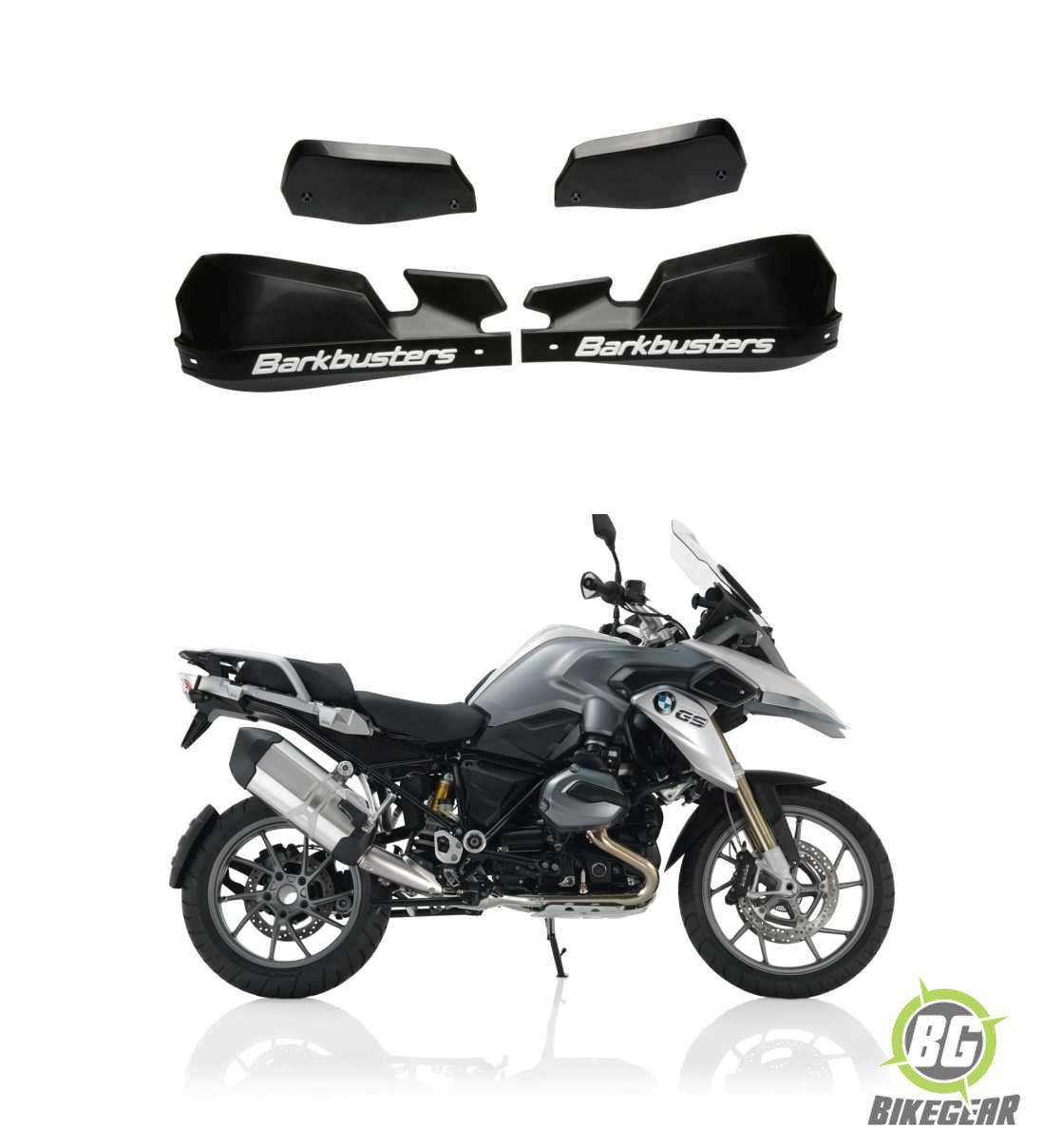/'2018-/'2019 BarkBusters Handguard Kit for BMW F750GS /'2018-/'2019 /&  850GS