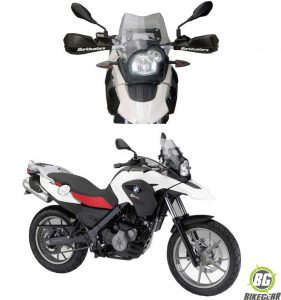 BMW G650GS Barkbsuters