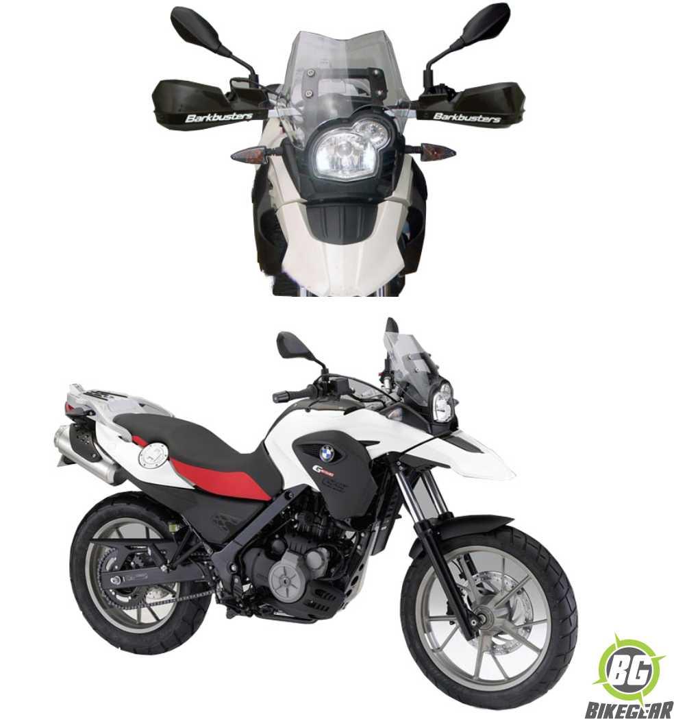 barkbusters kit bmw g 650 gs 2011 onwards kit bikegear. Black Bedroom Furniture Sets. Home Design Ideas