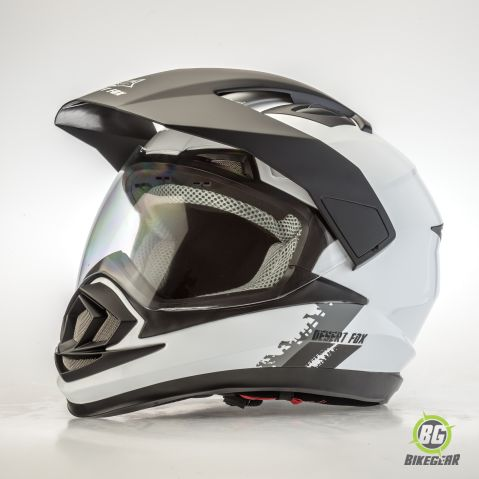 Desert Fox Enduro White (7)