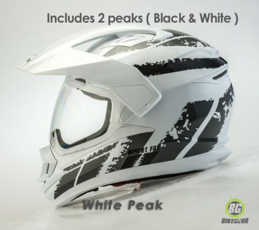 Desert Fox Enduro Motorcycle Helmets