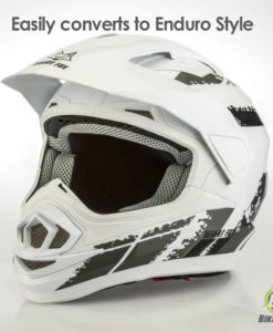 Desert Fox Enduro Motorcycle Helmets