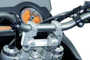 Adjustable Motorcycle Handle bar raisers