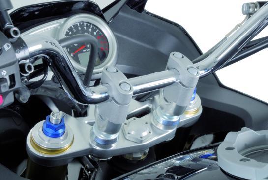 Strait Motorcycle Handlebar Raisers