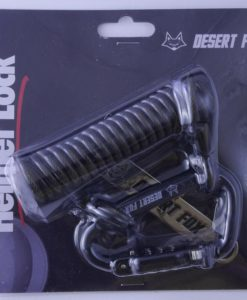 Helmet lock contents and packaging