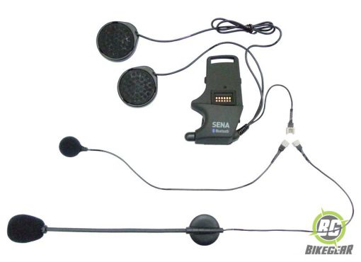 Helmet-Clamp-Kit-Attachable-Boom-Microphone-Wired-Microphone