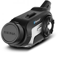 Sena 10C motorcycle communication and action camera