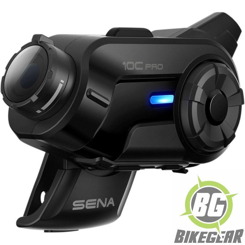 82789c4f4fe Sena 10C Pro Motorcycle Action Cam and Intercom • Bikegear